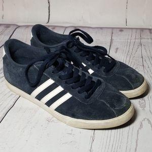 Adidas Courtset tennis shoes Women's size 10